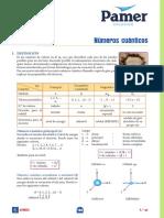 QuímicaSemana 6 Números Cuánticos