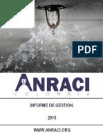 Informe de Gestión 2015