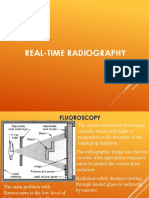 Realtime Radiography