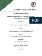 Maquinaria presentacion 1
