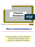 5 Chemical Resistance