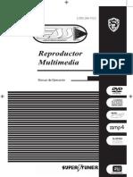 Radio ESS Manual de Usuario, Reproductor Multimedia ESS, Autoradio ESS