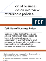 1 Business Policy 1ppt Copy