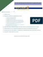 Guia de Derechos de Autor Para Materiales Protegidos Utilizados en Aula Global