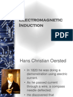Week5 Electromagnetic Induction