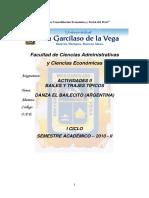 ACTIVIDADES II DANZA EL BAILECITO - BOLIVIA.docx