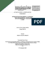 Evaluacion a Distancia Olga Lucia Garay
