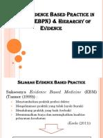 Konsep Evidence Based Practice