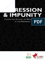 Repression and Impunity Revised