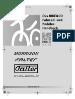 BIKE & CO Fahrradhandbuch