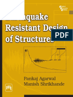 Earthquake resident design of building