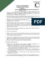 question paper - Civil engineer.pdf
