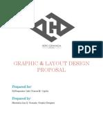 KaTeapunero Graphic Design Proposal