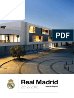 Real Madrid 2012-2013 Annual Report