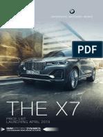 BMW+X7+Pricelist