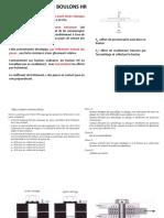 Chapitre 2-Boulon HR