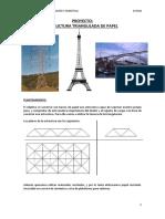 Proyecto Barras Papel