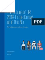 Future of Hr Survey