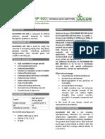 Duconmix RSP 600