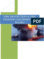 Fire Protection and Fire Equipment