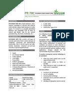 Duconmix WPR 700