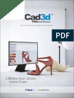 Catalogo ICad3D English