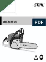 STIHL MS 280 C-Q