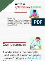 Lesson 7 Academi English
