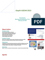 ASEAN logistic import and Export