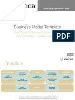 Business Model Template 5677