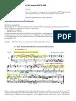 Analisis Formal y Armónico - Preludio