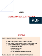 Unit 4 Soil Classification
