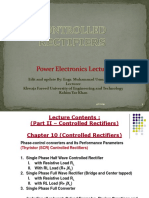 P.E 04 Controlled Rectifiers