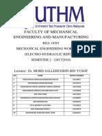 Full Report Hydraulics (2)