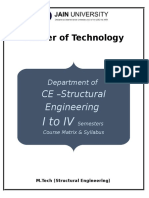Syllabus Structural