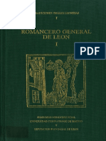 Romancero de León