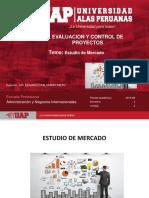 Semana 2 El Estudio de Mercado 2019-2B