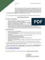 Senior Facility Technician Job Ad Deadline 22 Sept 2019js
