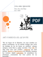 La cocina del Quijote niños.pptx