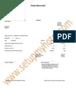Invoice Sample 1