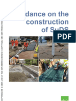 CIRIA C768 Guidance on the Construction of SuDS