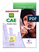 CAE Practice Tests 2015 (10 Exams)