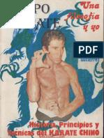 Kenpo Karate Una Filosofia y Yo Por Rodrigo Gutierrez