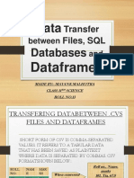 data transfer class 12 computer science