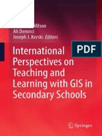 GIS IN SECONDARY SCHOOLS