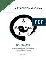Formacion en medicina china
