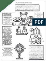 Elementi eucaristici