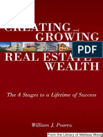 William J. Poorvu - Creating and Growing Real Estate Wealth_ The 4 Stages to a Lifetime of Success-FT Press (2008).pdf
