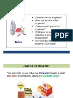 Taller gestión de proyectos Cusco Cusco .pdf