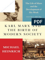 Heinrich, Michael_ Marx, Karl - Karl Marx and the Birth of Modern Society _ the Life of Marx and the Development of His Work. Volume I. 1818-1841-Monthly Review Press (2019)